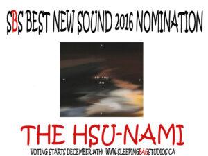 Best New Sound 2016 Nomination: The Hsu-Nami