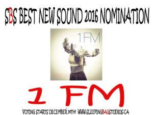 SBS Best New Sound Nomination: 1FM