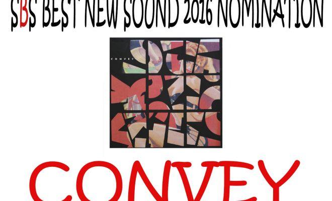 Best New Sound Nomination 2016: Convey