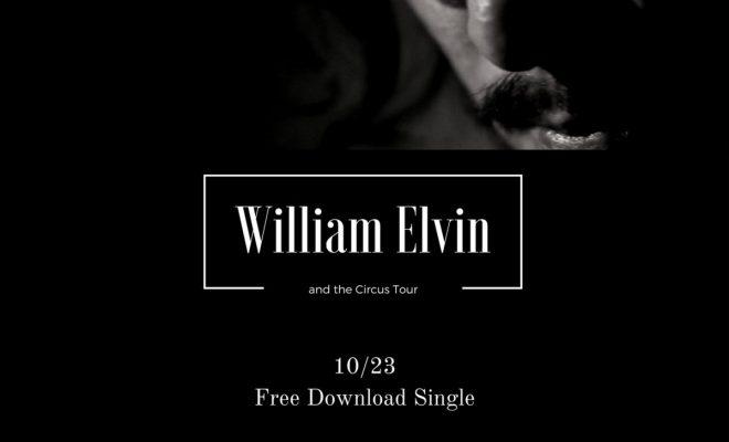 "William Elvin And The Circus Tour – ""10/23"""