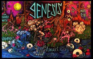 "Mercury & The Architects – ""Genesis"""
