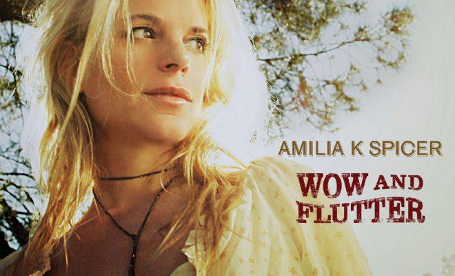 """Amilia K Spicer – """"Fill Me Up""""/""""Lightning"""""""