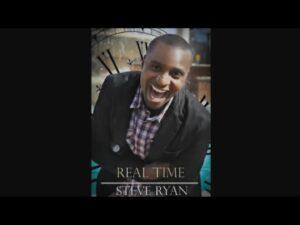 "Steve Ryan - ""Real Time"""