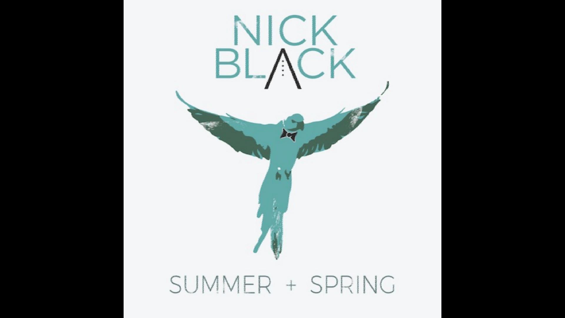 "Nick Black – ""Joy To The Girl"""