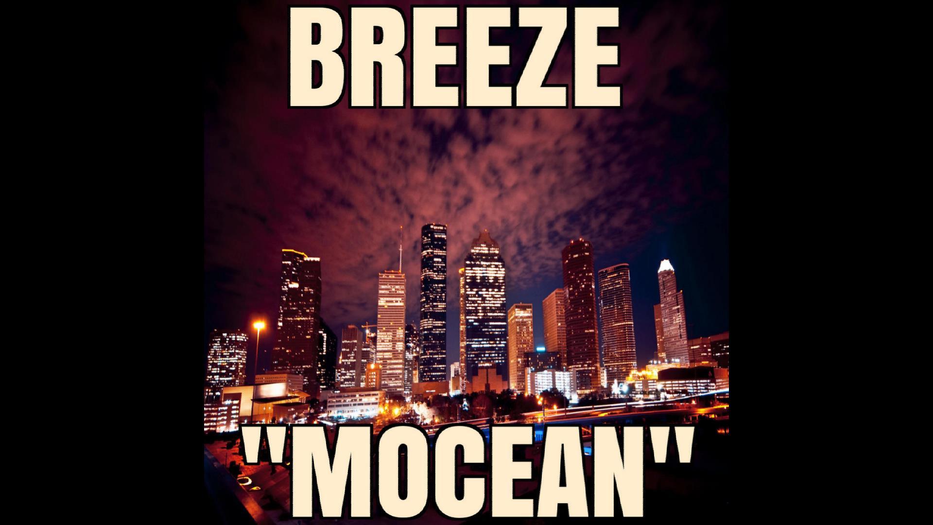 """Breeze – """"Mocean"""""""