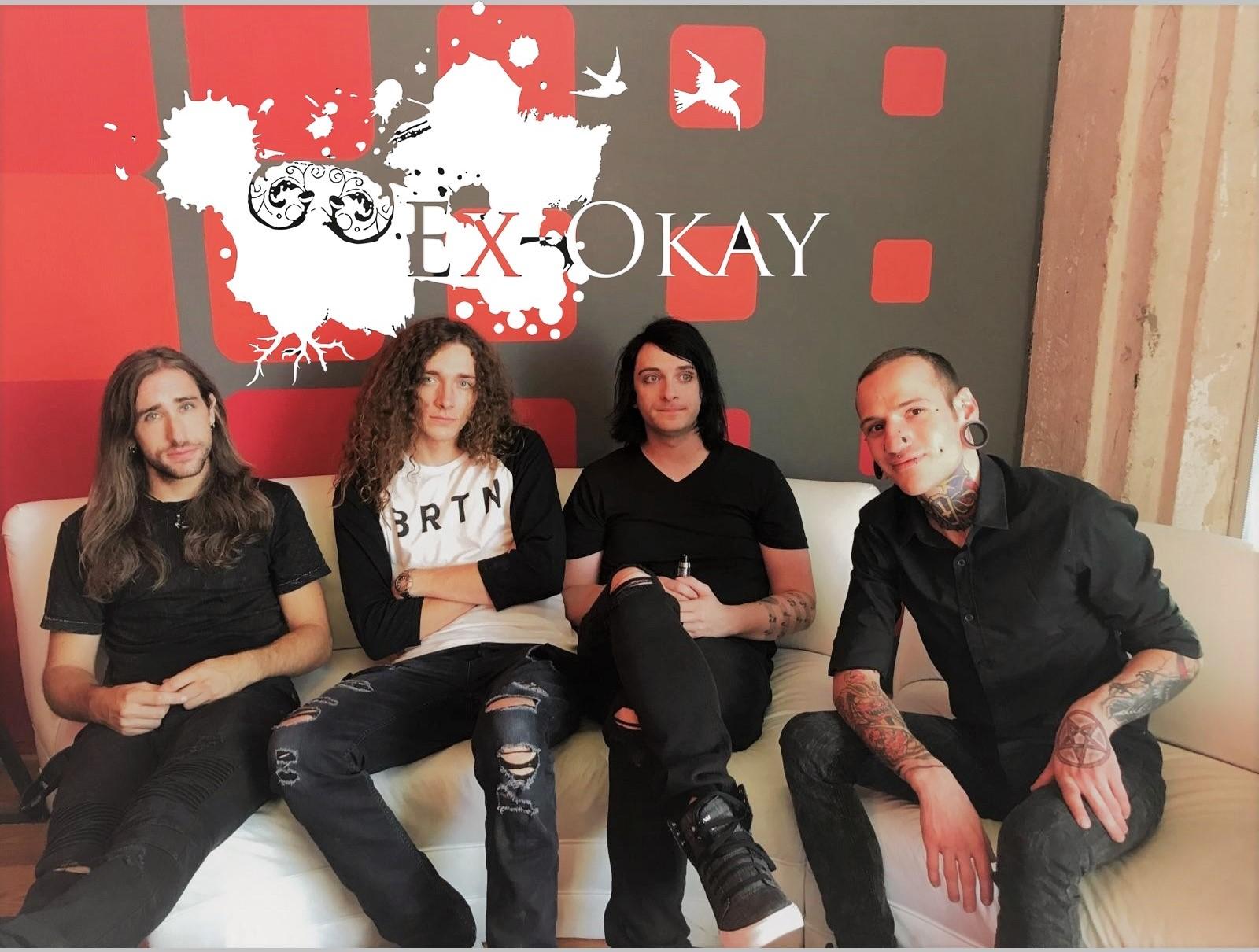 """Ex-Okay – """"Locked"""""""
