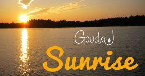 "GoodxJ - ""Sunrise"""