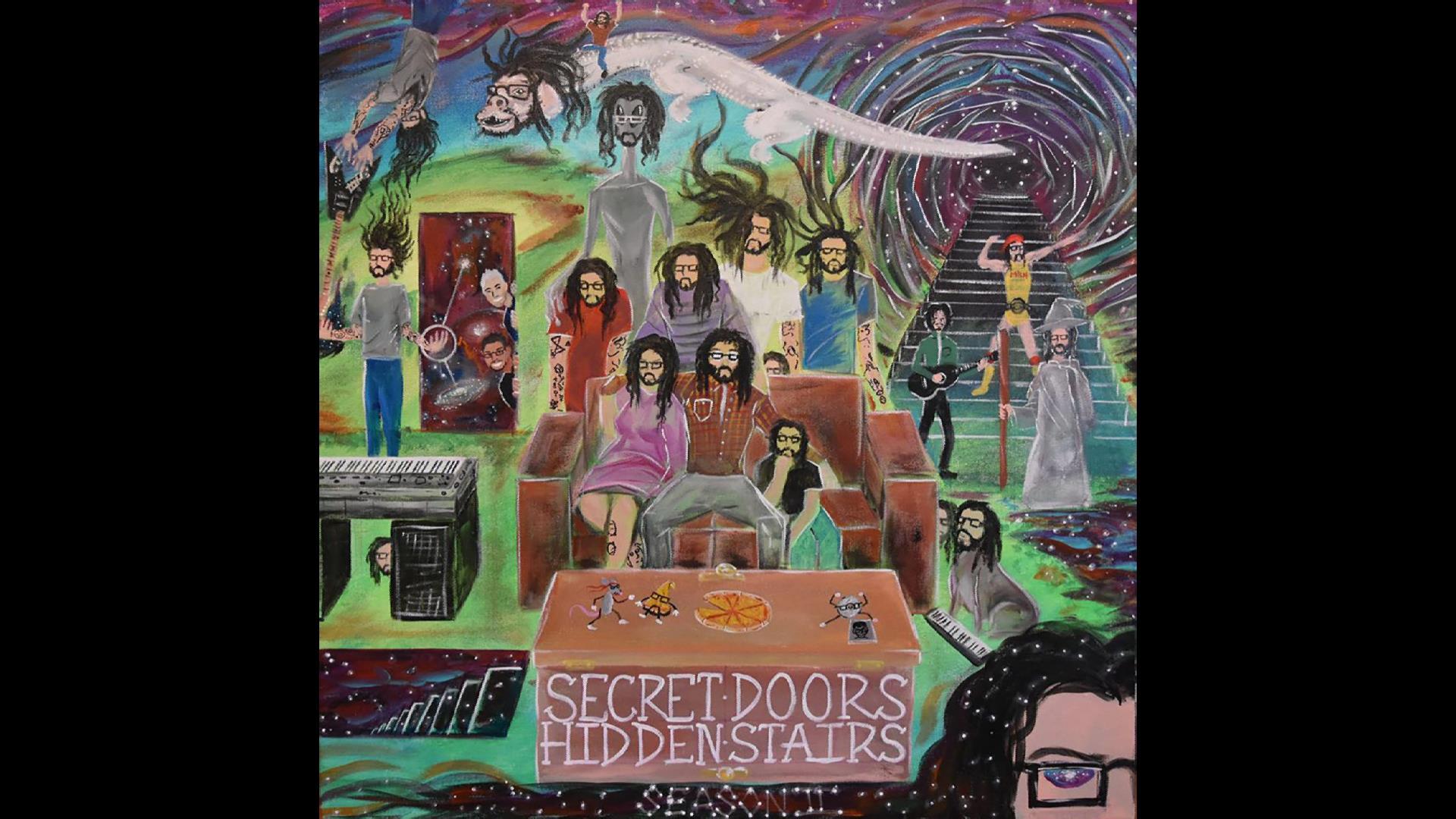 Herman Martinez – Secret Doors Hidden Stairs: Season II