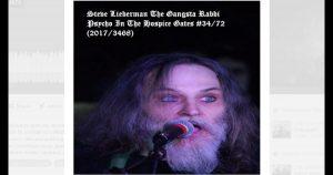 The Gangsta Rabbi – Psycho At The Hospice Gates #34/72