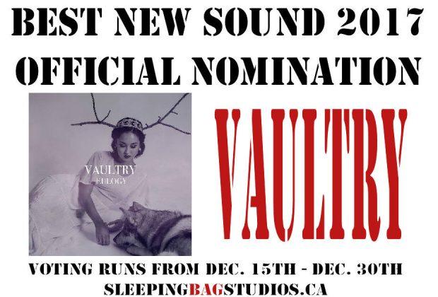 SBS Best New Sound 2017 Nominations – Vaultry