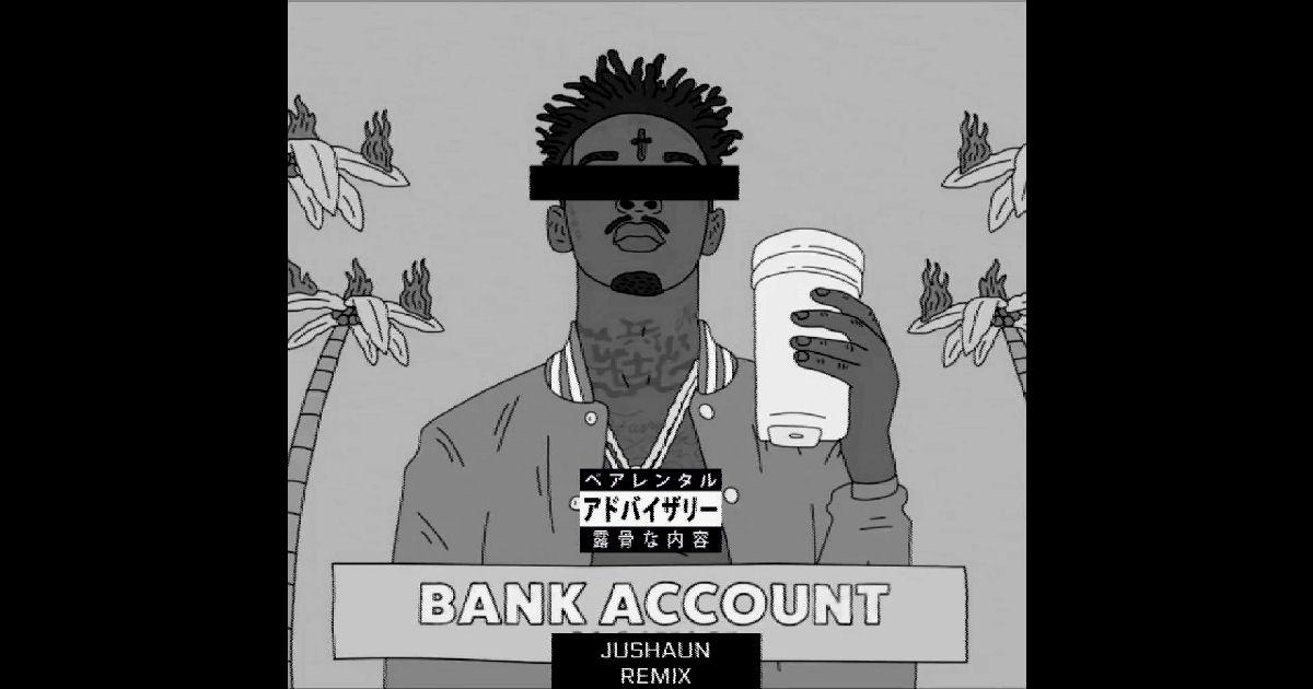 "JUSHAUN – ""Bank Account (Remix)"""