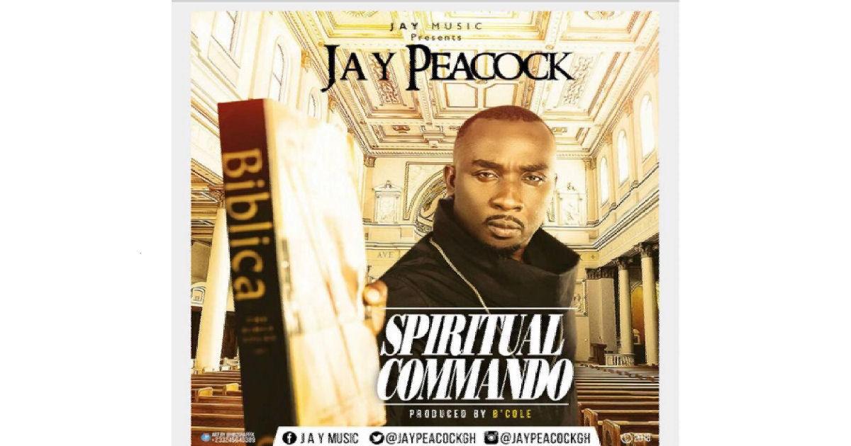 """Jay Peacock – """"Spiritual Commando"""""""