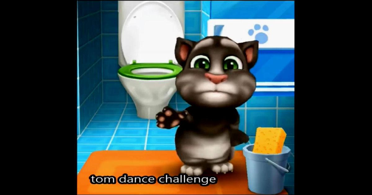 Talking Tom Dance Song