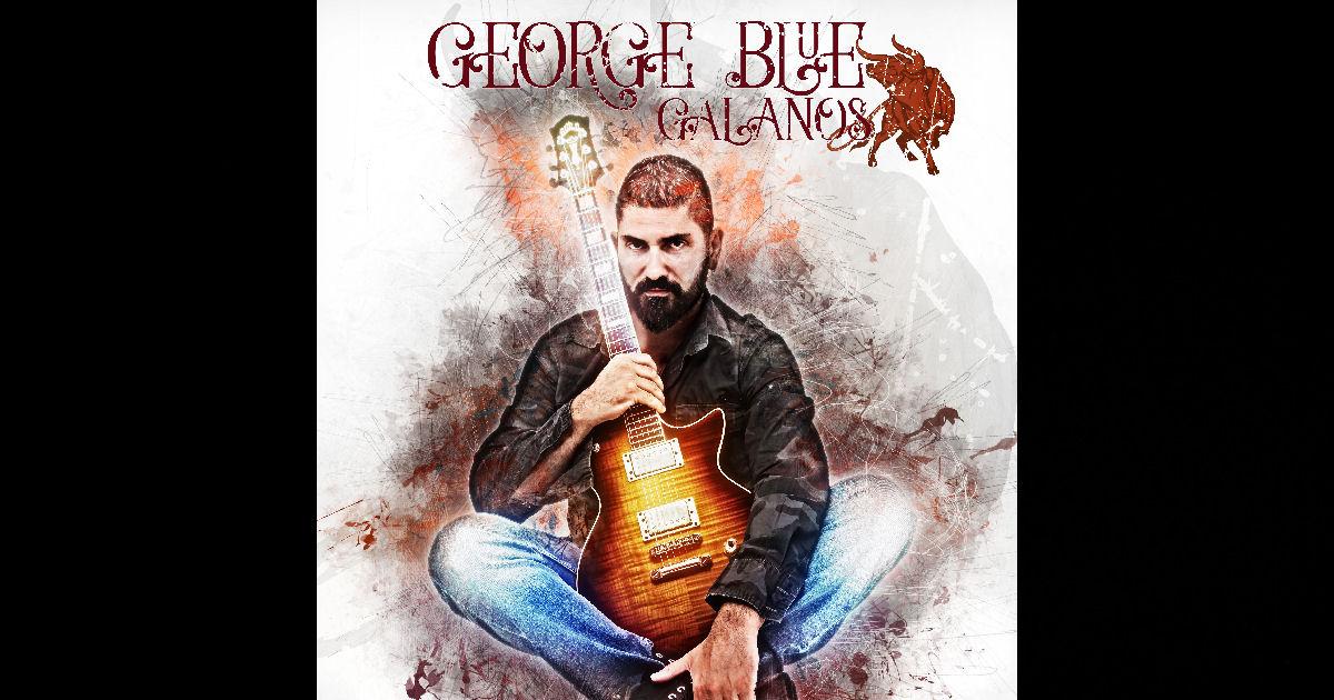 "George Blue Galanos – ""I'm Dead Inside"""
