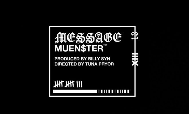 """Muenster - """"Message"""""""