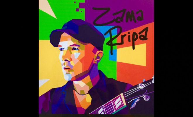 """Zama Rripa – """"Blowback"""""""