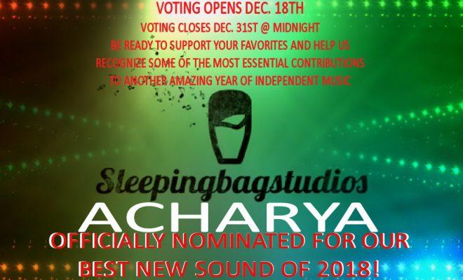 SBS Best New Sound 2018 – Acharya