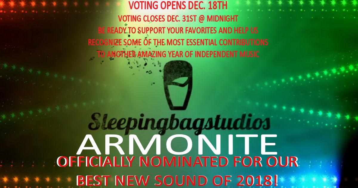 SBS Best New Sound 2018 – Armonite