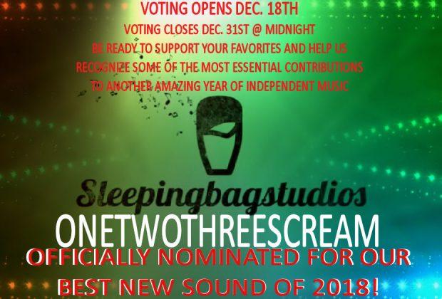 SBS Best New Sound 2018 – onetwothreescream
