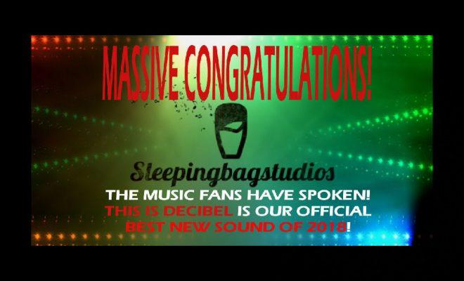 Winner Of The SBS Best New Sound 2018!