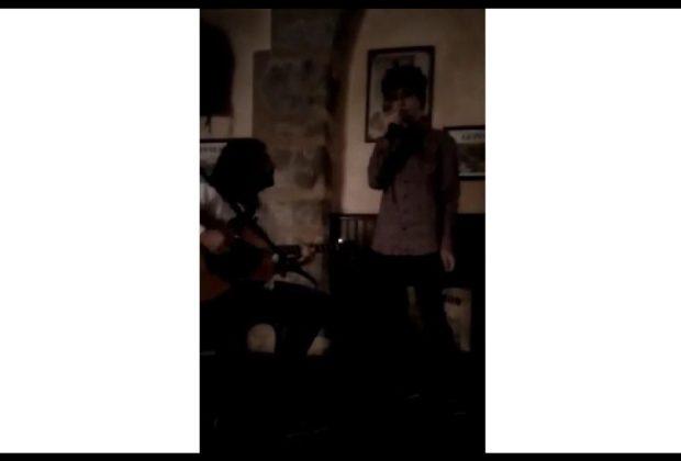 "BluesySpiritual Chris - ""Grinning In Your Face"""
