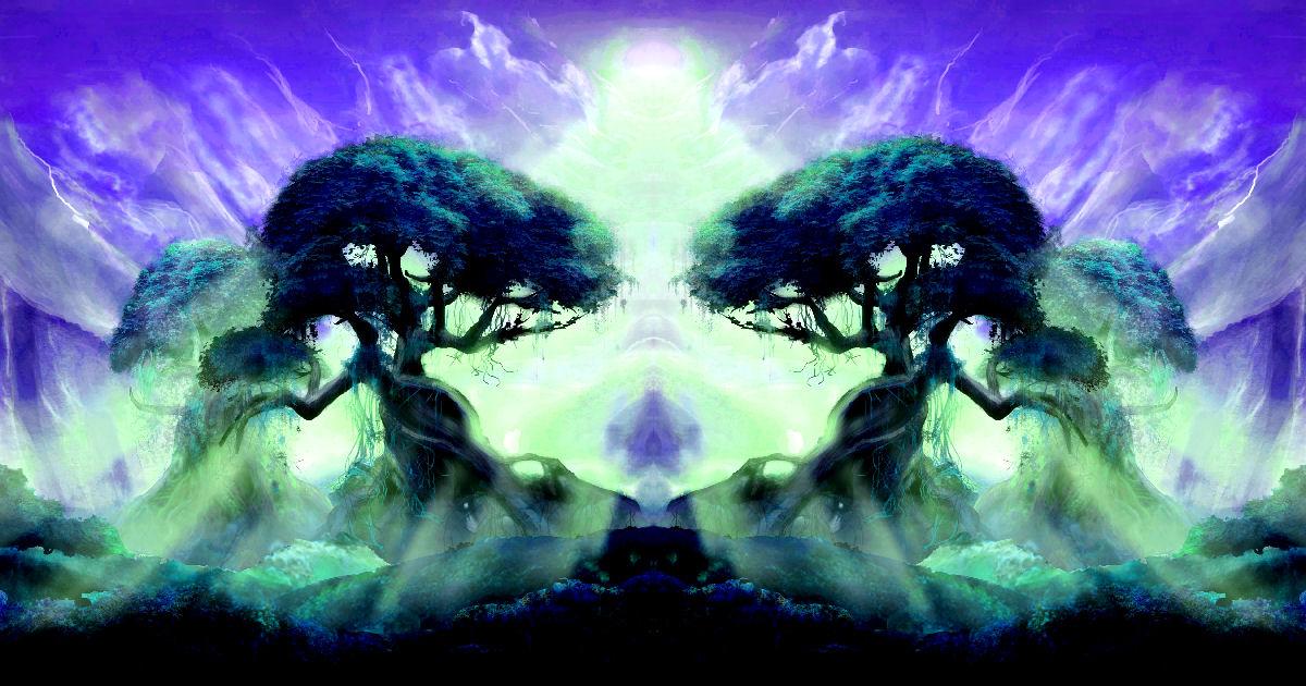 "WinstonW – ""Purple Eden"""