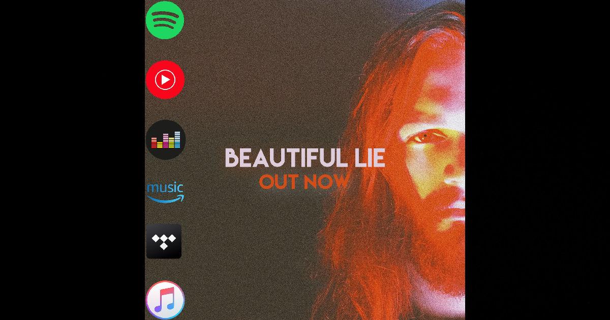 "Jordan James Thompson – ""Beautiful Lie (Live)"""
