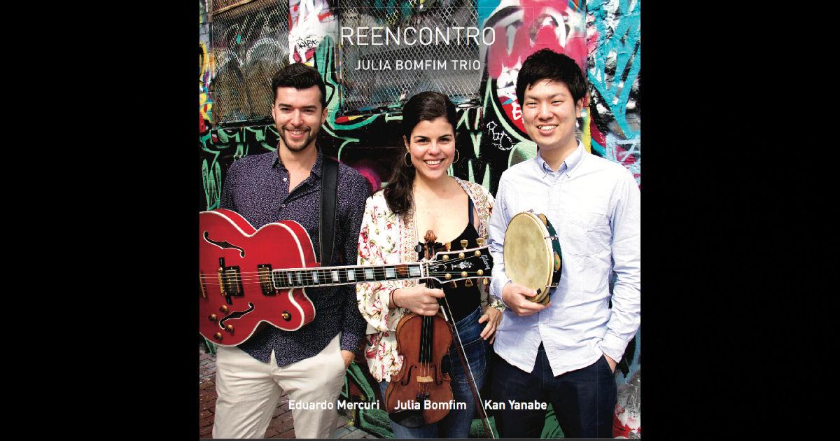 Julia Bomfim Trio – Reencontro