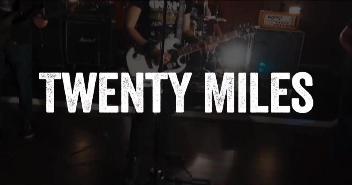 "Lucid Ending – ""Twenty Miles"""