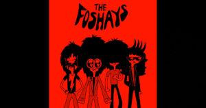 The Foshays – The Foshays First EP