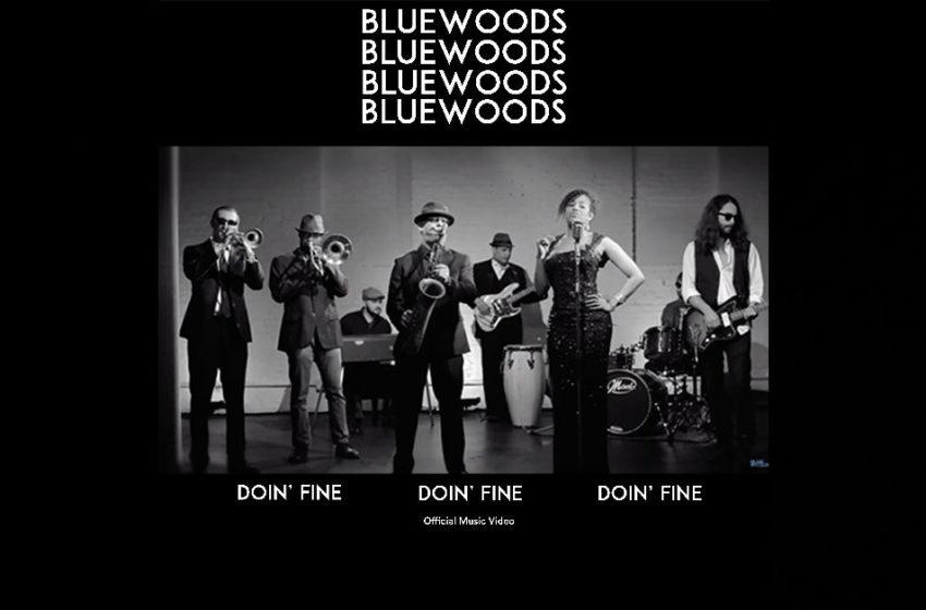 "BlueWoods – ""Doin' Fine"""