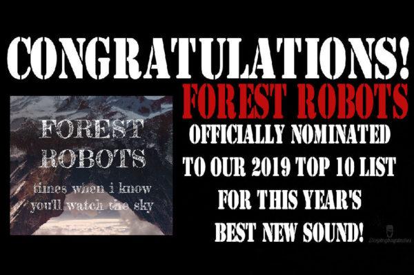 Best New Sound 2019 Nomination – Day 7: Forest Robots