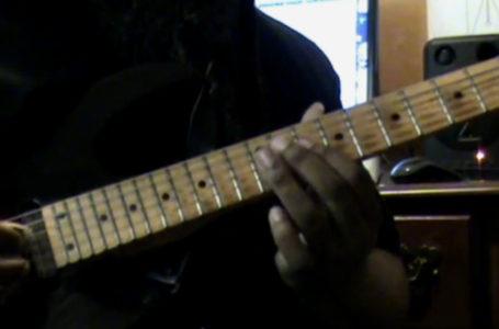"The Acid Jazz Guitarist – ""The Facts (Remix)"""
