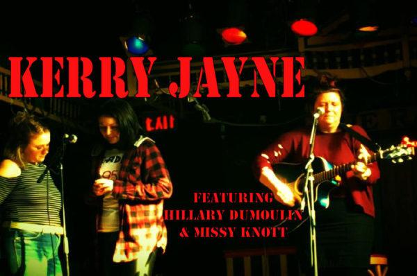 "SBS Separated 2020 Day 09/31: Kerry Jayne – ""Red-winged Blackbird"" Feat. Hillary Dumoulin & Missy Knott"
