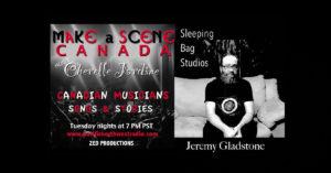 Make A Scene Canada Interviews Jer @ SBS!