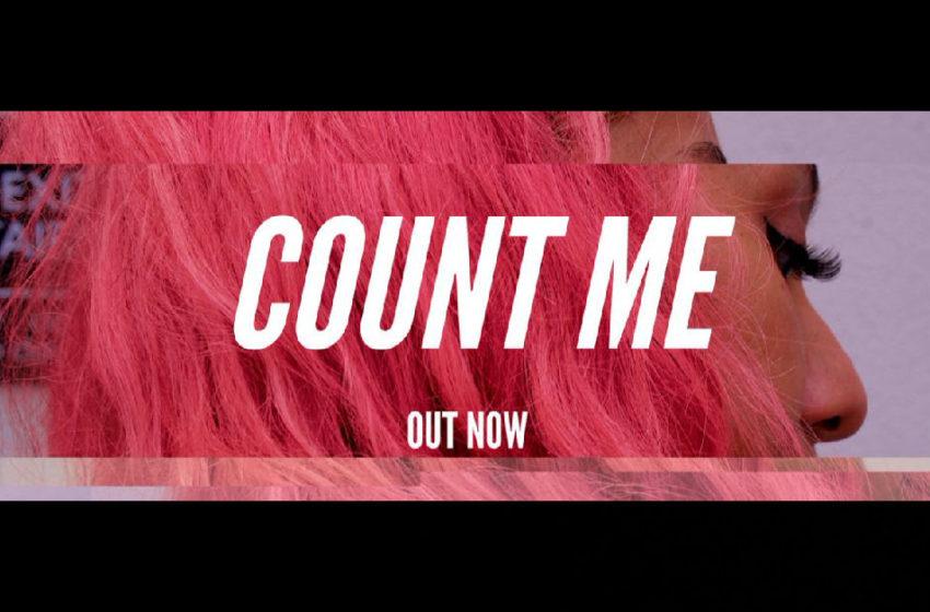 """Marauri – """"Count Me"""""""
