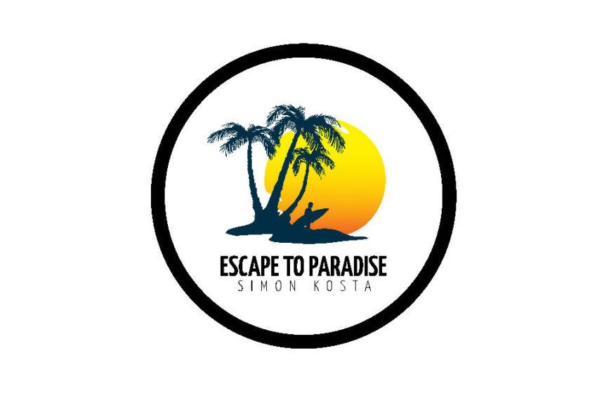 """Simon Kosta – """"Escape To Paradise"""""""