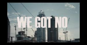 """Betweenzone – """"We Got No"""""""