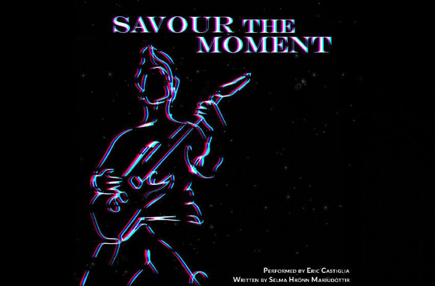 """Selma Hrönn Maríudóttir – """"Savour The Moment"""" Feat. Eric Castiglia & Kostas Vass"""