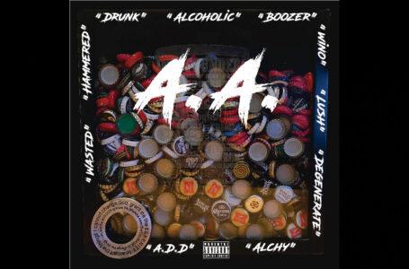 "Antwon Da Don – ""A.A."""