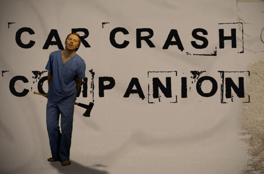 "Skittish – ""Car Crash Companion"""