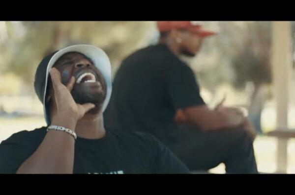 "Lonnie Dangerous - ""#BlackMamba"""