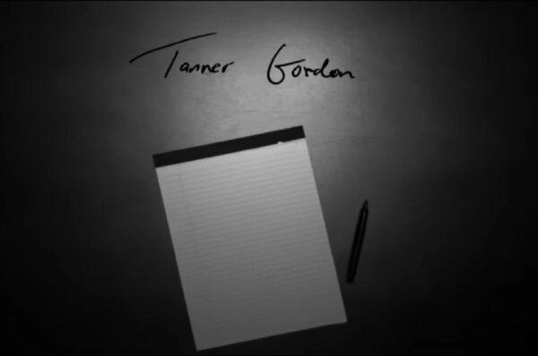 """Tanner Gordon – """"Over"""""""