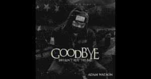 "Adam Watson – ""Goodbye Shouldn't Hurt This Bad: The Nation's Single"""