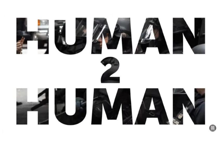 "Damien Q – ""Human To Human (Stuart Epps Remix)"""