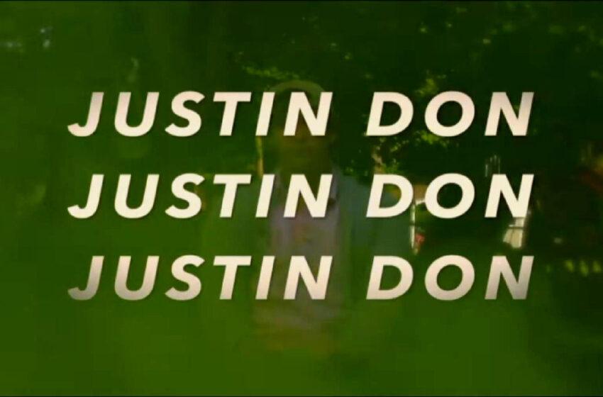"Justin Don – ""Caffeine"""