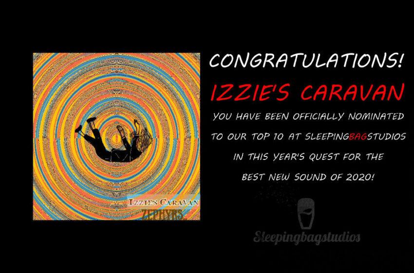 Best New Sound 2020 Nomination – Day 2: Izzie's Caravan