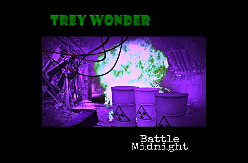 """Trey Wonder – """"Battle Midnight"""""""