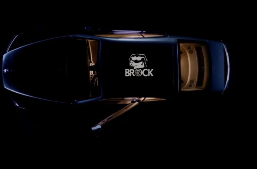 """BROCK – """"ANUBIS"""""""