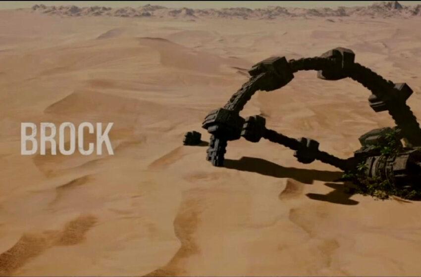 "BROCK – ""PRIME IT"""